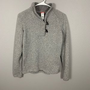 The North Face Toggle Button Sweater Pullover